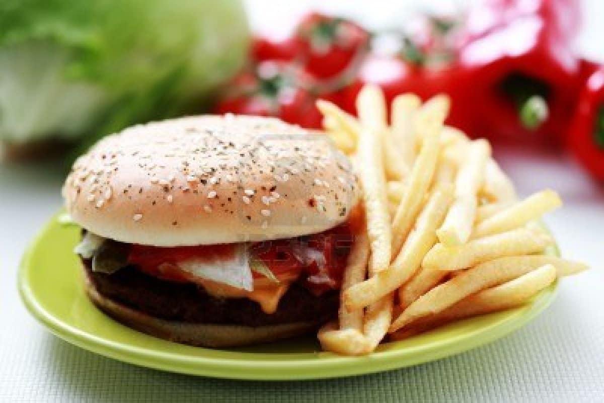 qu'y a t-il dans nos hamburgers? que mange-t-on vraiment?