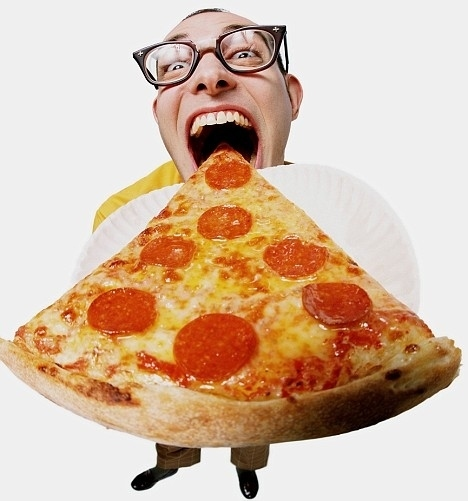 7 astuces pour manger des pizzas sans culpabiliser. Black Bedroom Furniture Sets. Home Design Ideas