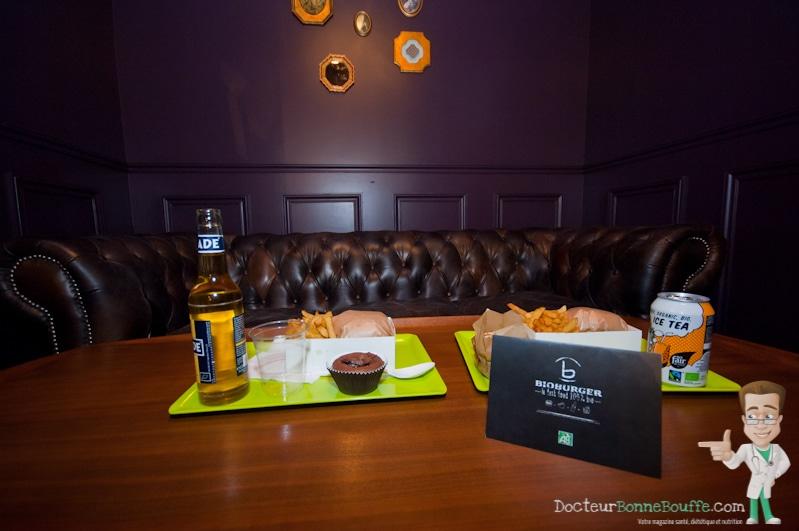 Bioburger premier fast food bio en France