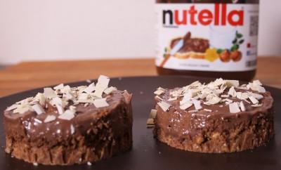 meilleures recettes a base de nutella