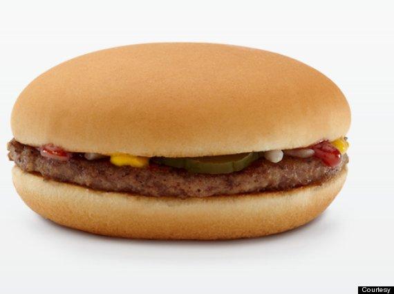 La verité sur les hamburgers de chez McDonalds