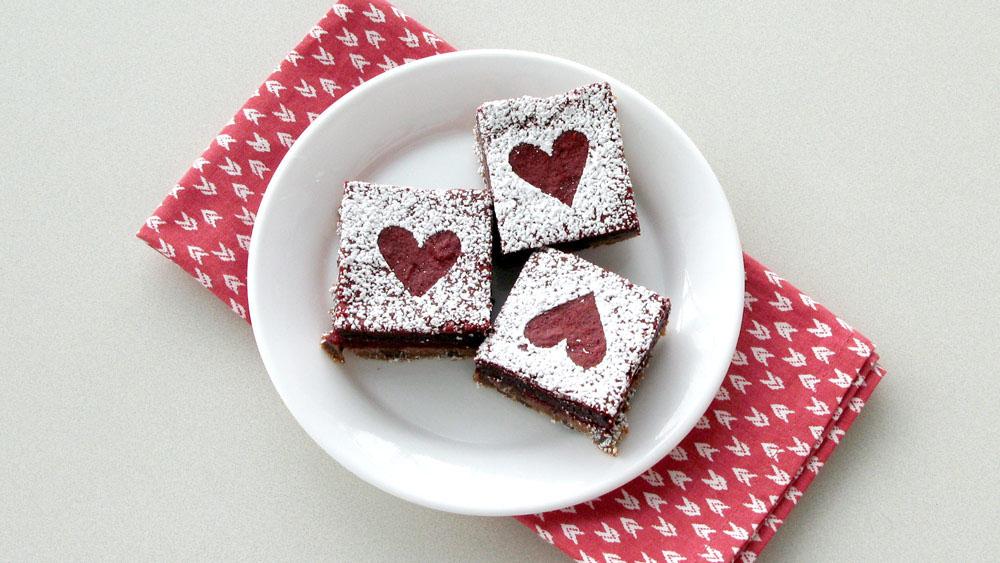 brownie de l'amour