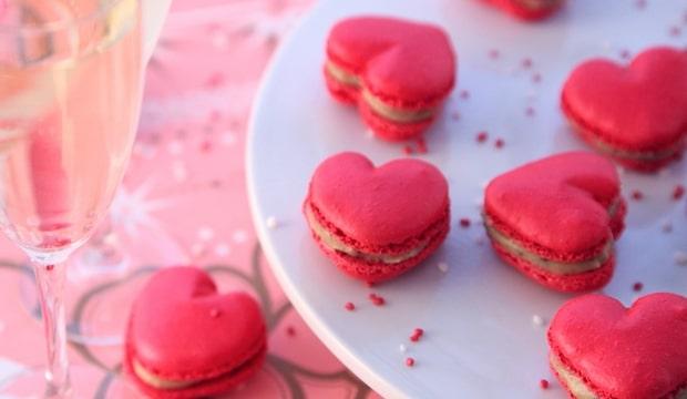Recettes dessert saint valentin coeur amoureux - Coeurs amoureux ...