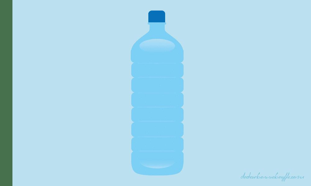 combien de bouteilles d'eau boire