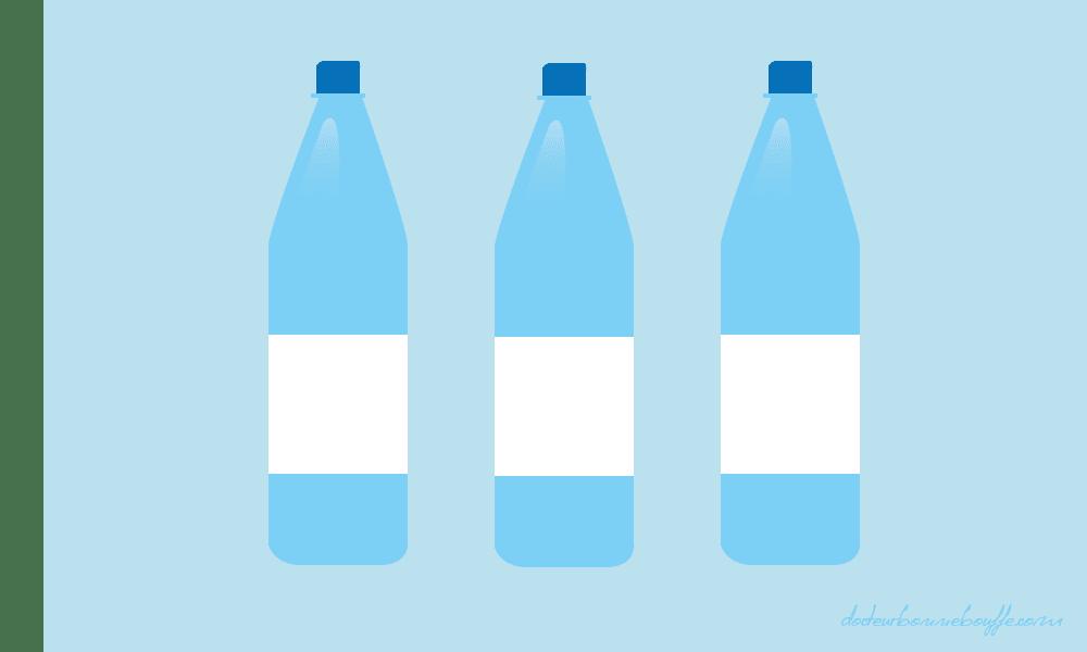 importance de l'eau hydratation