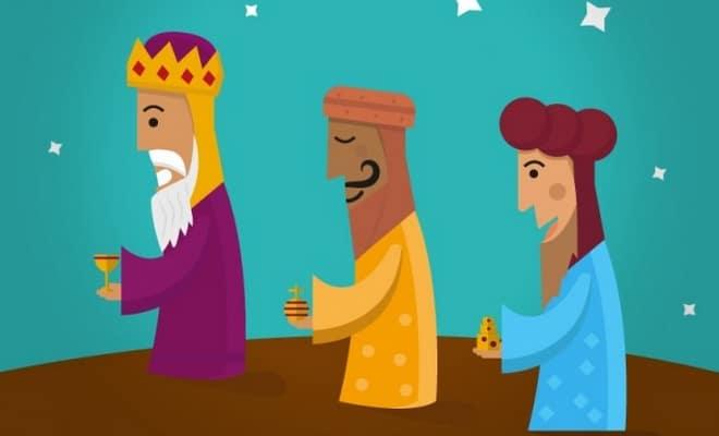 Epiphanie, les rois mages et la galette des rois