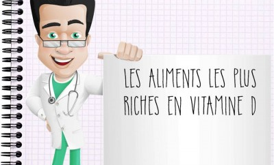 Aliments riches en vitamine D