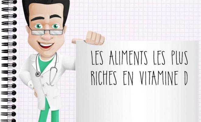 Aliments riches en vitamine D