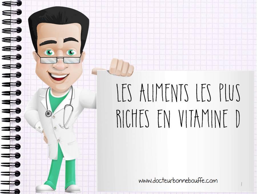 Les aliments les plus riches en vitamine d - Aliments les plus caloriques ...