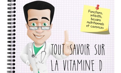Cours de Diététique #3: La Vitamine D