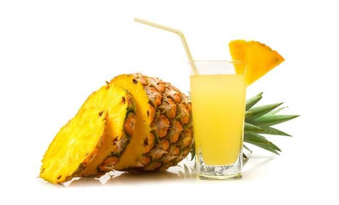 Les milles bienfaits de l'ananas