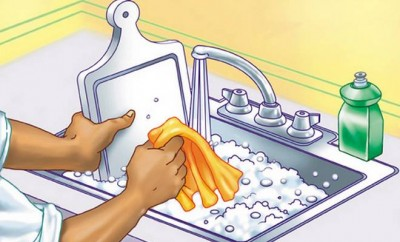 lave vaisselle allergie