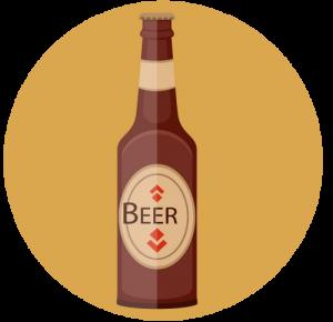 Bouteille de biere 1