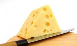 Emmental fromage à trous