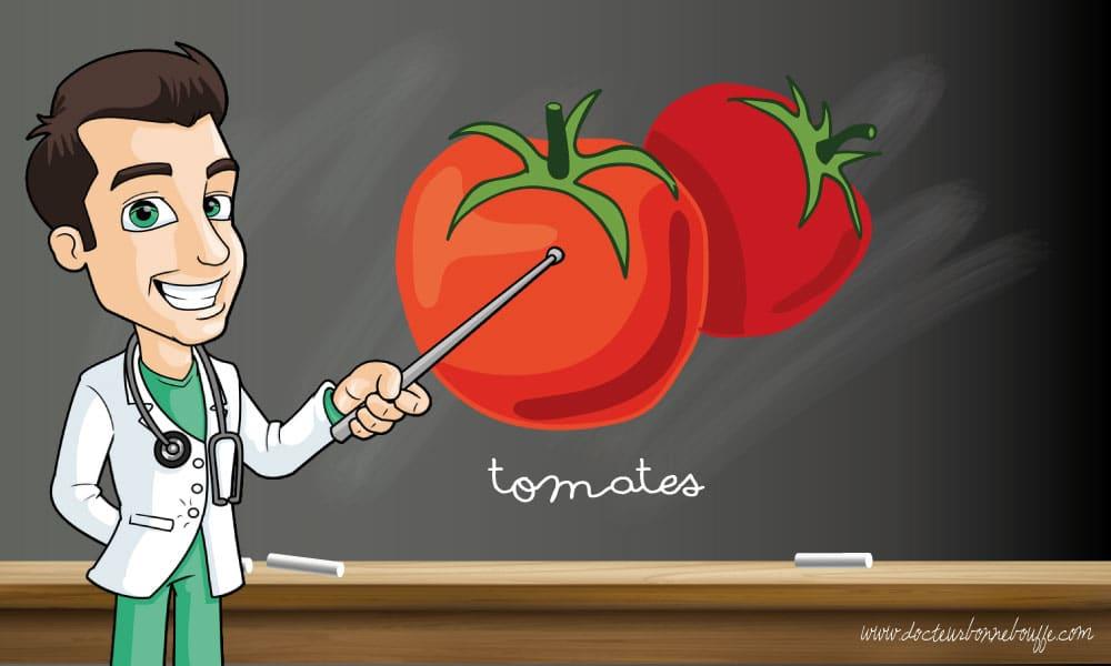 bienfaits tomate santé