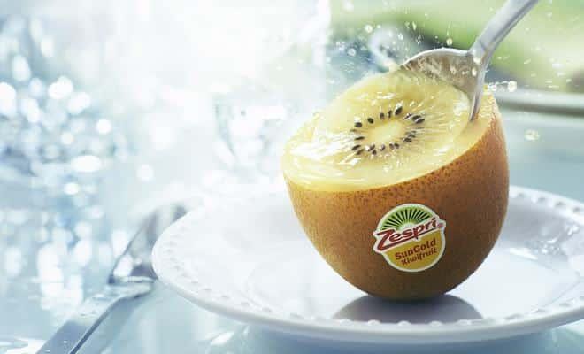 bienfaits kiwi sungold zespri
