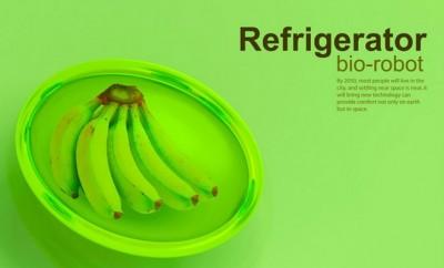 frigo au gel biopolymere frigo du futur