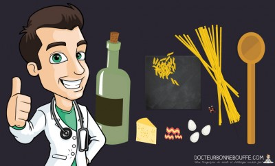Comment faire des pâtes carbonara saines et légères