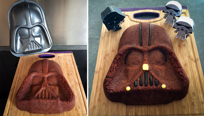 moule a gateau star wars