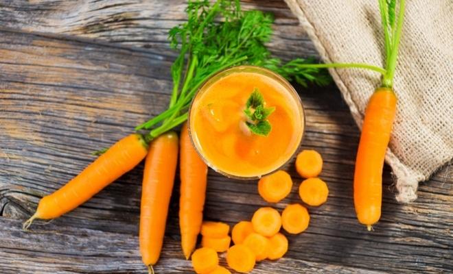 bienfaits carotte