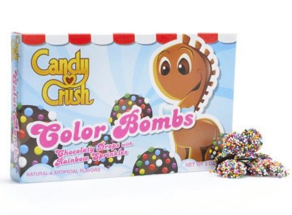 vrais bonbons candy crush