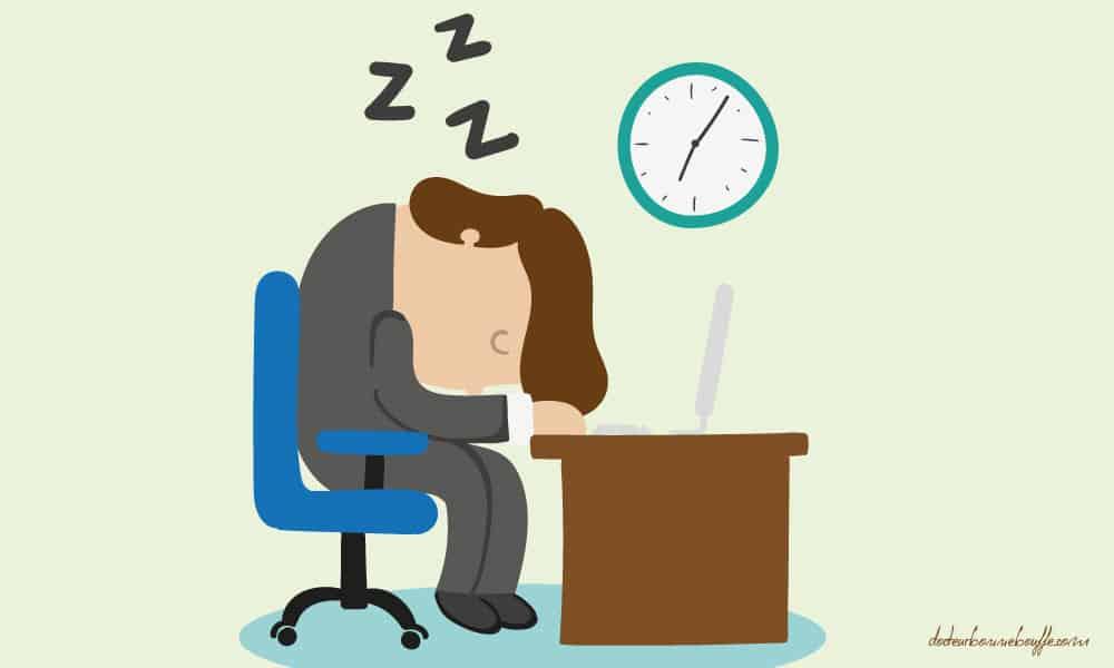 Fatigue sommeil et alimentation