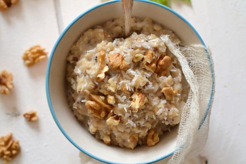 Les 5 meilleures recettes de porridge