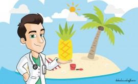 manger sainement en vacances
