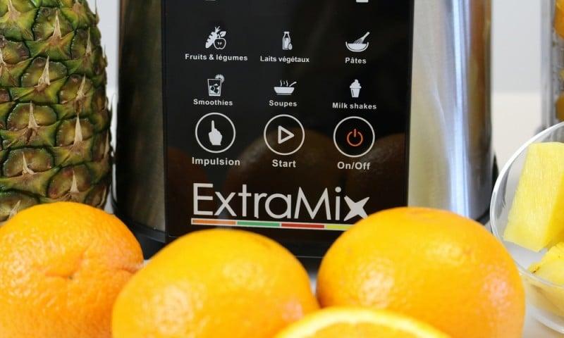 mixeur blender extramix
