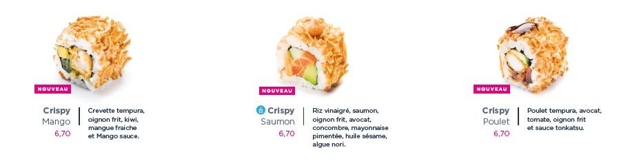 maki crispy planet sushi
