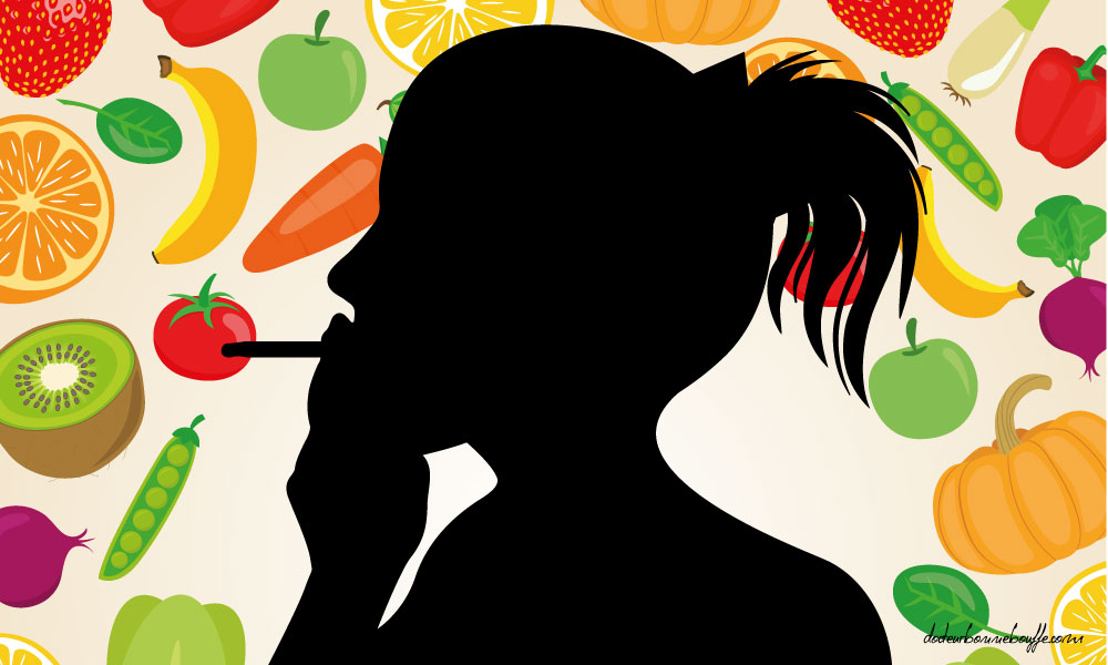 Aliments remedes pour arreter de fumer
