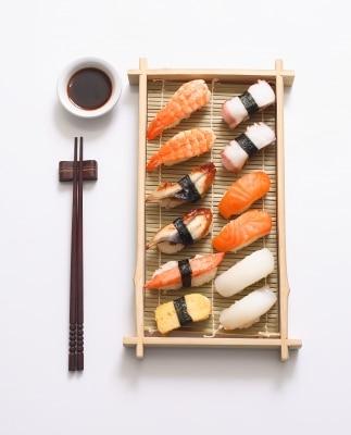 sushis bienfaits santé