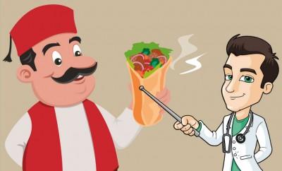 kebab mauvais ou bon sante