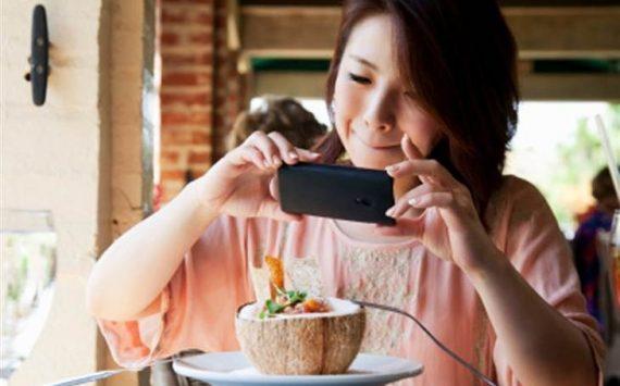 Manger gratuitement en échange d'une photo Instagram!?