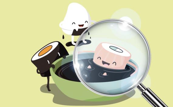 Les bienfaits des sushis : les sushis à la loupe !