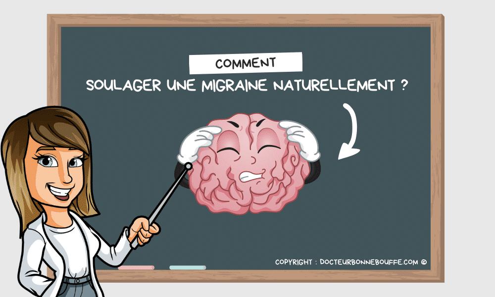 Remèdes naturels pour soulager les migraines
