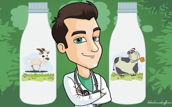 Lait de chèvre ou lait de vache : lequel est meilleur pour notre santé ?
