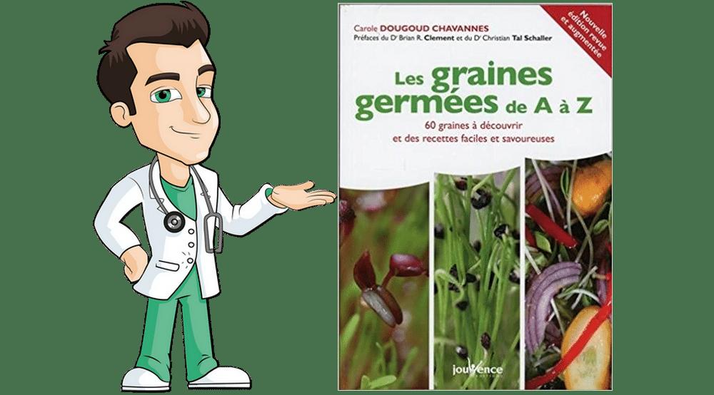 Meilleur livre sur les graines germées