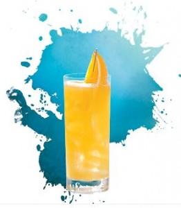 SCREw vodka orange cocktails les plus caloriques