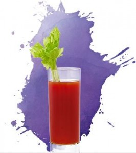 calories cocktail bloody mary