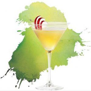 calories cocktail margarita