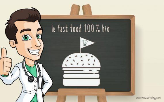Découverte : Les super-burgers bios de chez Bioburger !