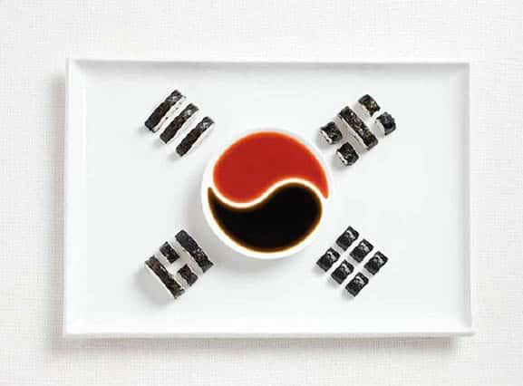 cuisine coréenne spécialités et plats typiques de la corée