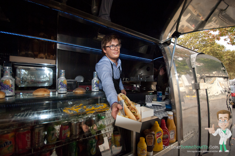 Eat the Road, nouveau foodtruck parisien