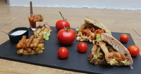 Recette kebab di t tique for Cuisinier kebab