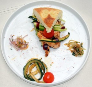 Recette Kebab diététique kebab light fait maison
