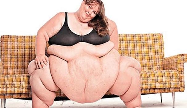 Grosse Femme Sexy Photo susanne eman, la femme qui voudrait peser 770 kg