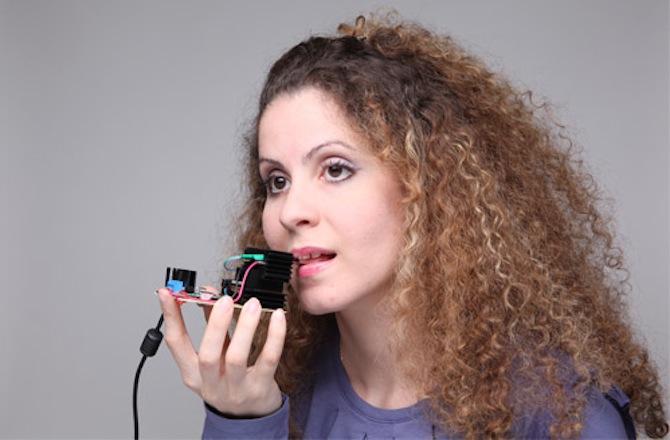 Un simulateur de goût pour tester virtuellement des aliments