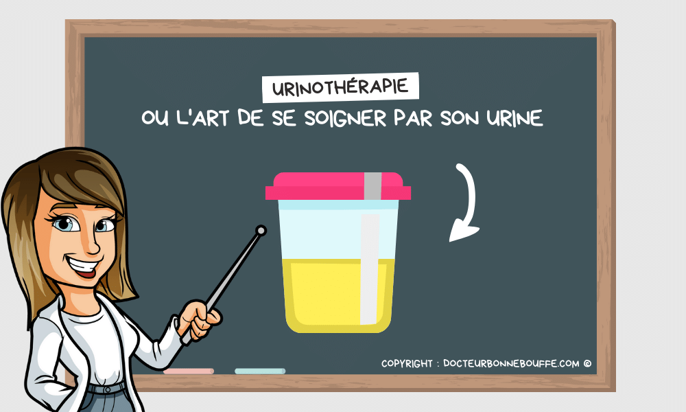 urinothérapie bienfait médecine