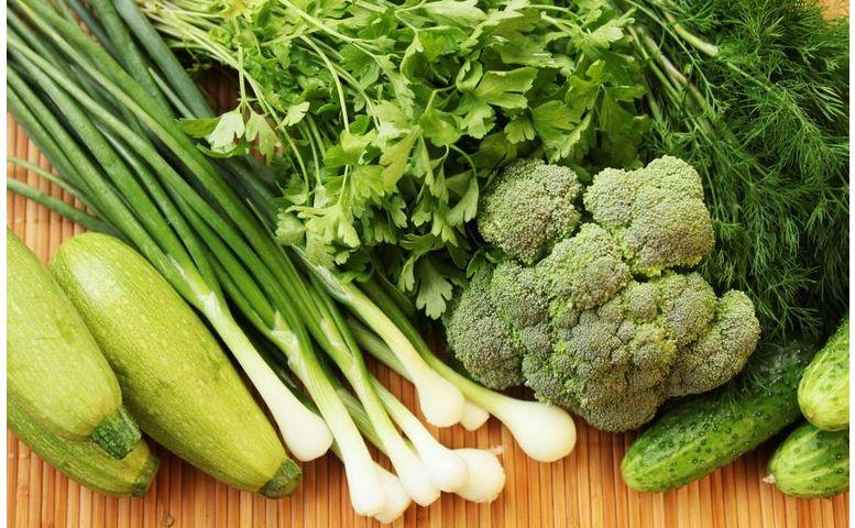 Le top 5 des légumes verts !